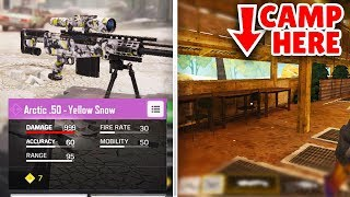 SPAWN TRAP *EVERYTIME* with this SECRET SPOT in Call of Duty COD: Mobile!!