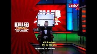 Semakin takut, suara Arief semakin menyatu dengan musiknya! – Killer Karaoke Indonesia