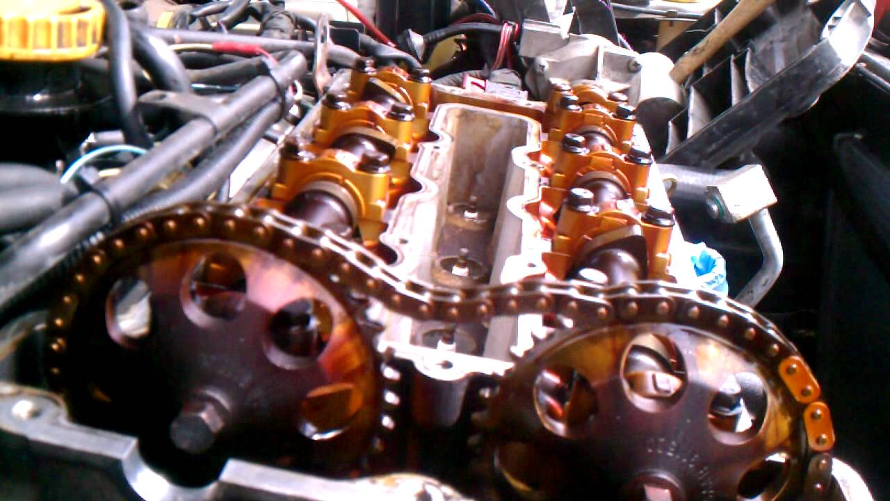 saab timing chain youtube rh youtube com Subaru 2.5 Timing Marks Diagram 3.6 Timing Chain Replacement