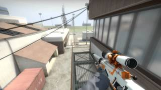 CSGO - INSANE 360 No Scope Headshot