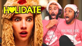 THE GIRL WHO SHIT HERSELF **HOLIDATE REACTION**