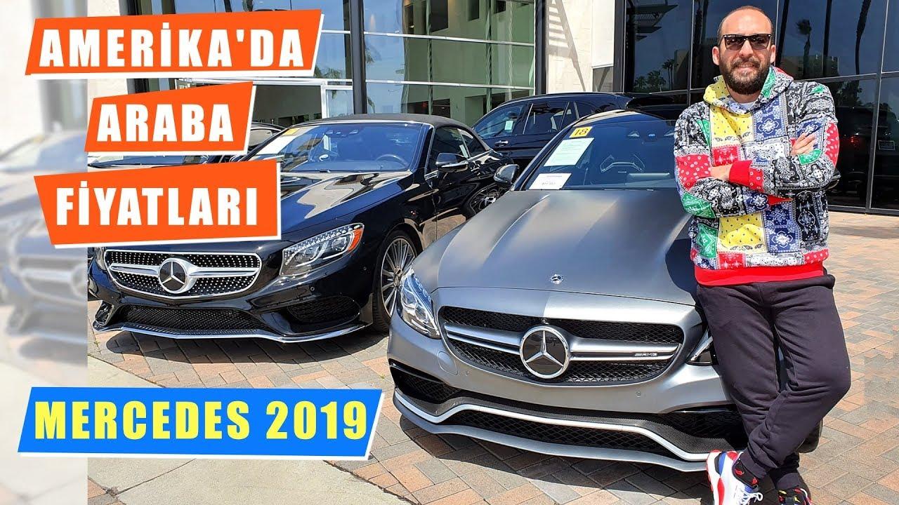 Amerika'da 2020 Mercedes Fiyatları! 2020 AMG E 63 S Sedan Fiyatı $113.705😲