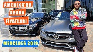 Amerika'Da Araba Fiyatları: Mercedes-Benz 2019
