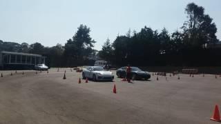 Porsche training