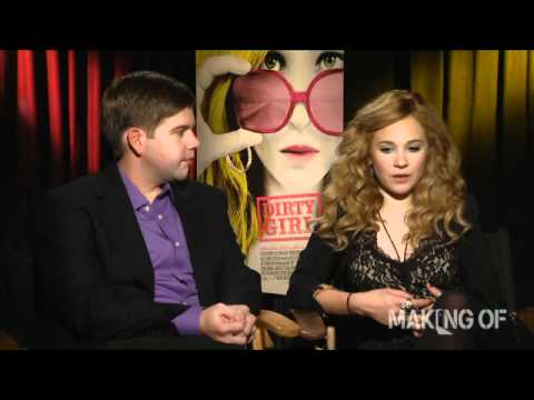 Jeremy Dozier and Juno Temple talk 'Dirty Girl'
