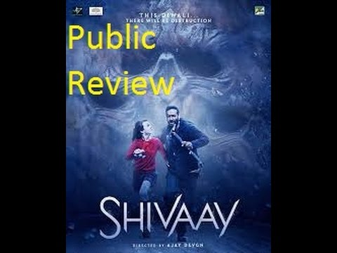 Shivaay Movie Review | Public Review |...
