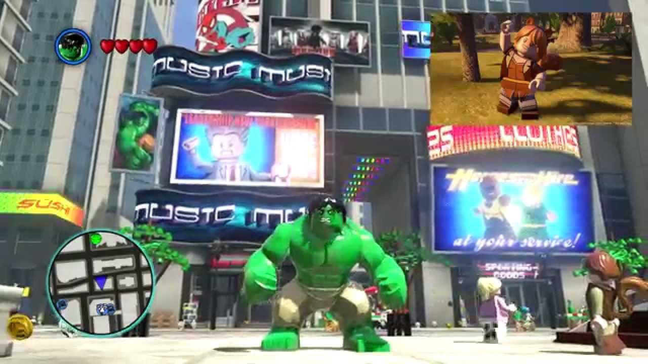 Lego avengers release date