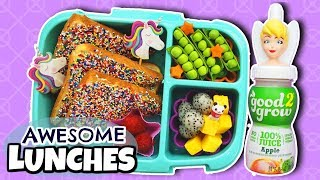 FAIRY BREAD for Lunch!?! 🍎 Lunch Ideas For All Ages!