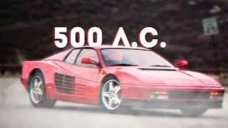 ТОП 5 ТАЧЕК ИЗ 80-Х С ДВИЖКАМИ НА 400 Л.С.!