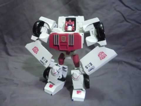 Charity Auction - Animated DEFENSOR and Emergency Response Team!