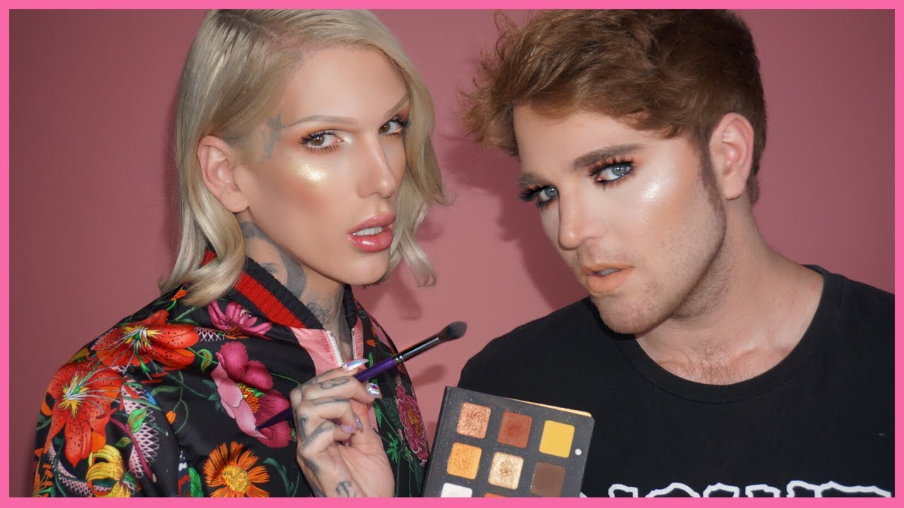 43c2768f62de Shane Dawson Makeup Tutorial Jeffree Star