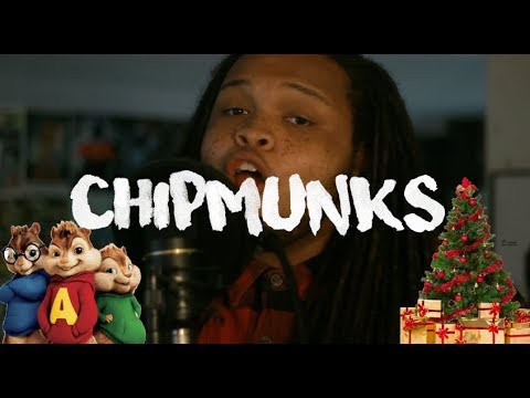 The Chipmunk Song (Christmas Don't Be Late) COVER