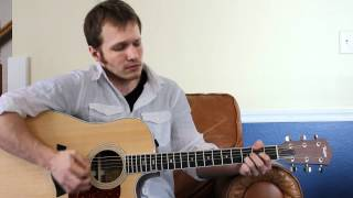 Kelly Clarkson - Stronger (What Doesn't Kill You) (Trent English Acoustic Cover Live)