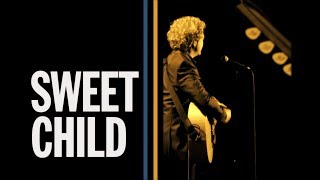Simply Red - Sweet Child (Official Lyric Video)