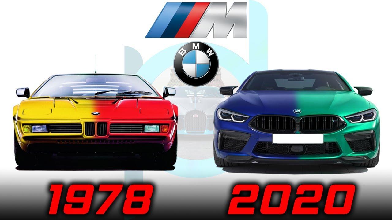 Download BMW M Series - EVOLUTION (1978~2020)