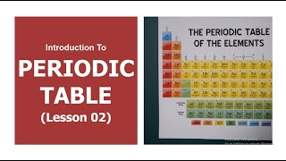 Introduction To Periodic Table (Lesson 02) | General Chemistry screenshot 2