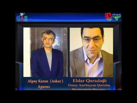 GAS Radio: GAQP-nin başqani Eldar bey Qaradagli 1 mehr və anadili haqda öz fikrlerini bildirdi.