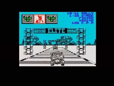 SUPER TRUX - 128K (ZX SPECTRUM - FULL GAME)