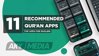 11 Recommended Qur'an Apps | Top Apps For Muslims screenshot 1