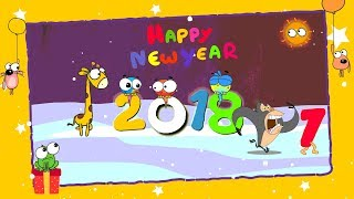 Happy new year 2018 Special happy new year wishes SMS greetings Whatsapp happy new year 2018