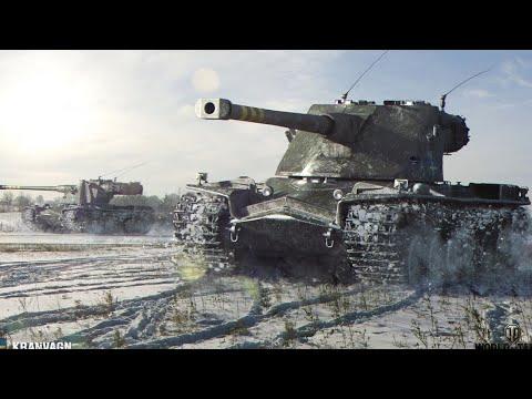 Танкосмотр2020 #47 Швеция. Тяжелые танки (веткa Kranvagn) | World Of Tanks