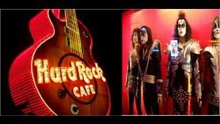 Rock & Roll Museum- Las Vegas Hard Rock Casino