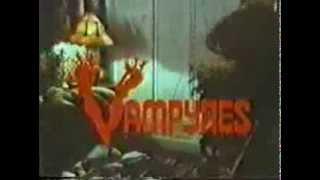 Las hijas de Dracula (1974) José Ramón Larraz. Trailer ingles.