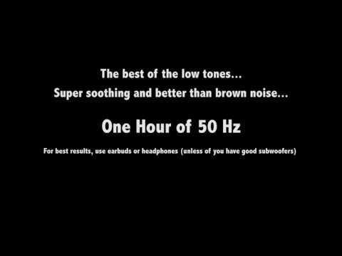 50 Hz of Sound
