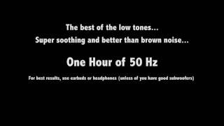 50 Hz of Sound