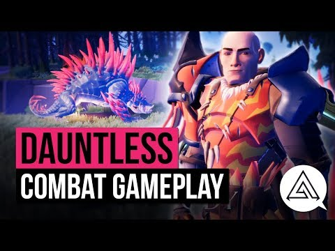 Dauntless | New Combat Gameplay & Hands-On Impressions