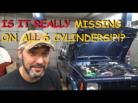 Jeep 4.0 - Misfiring... Or Is It!?
