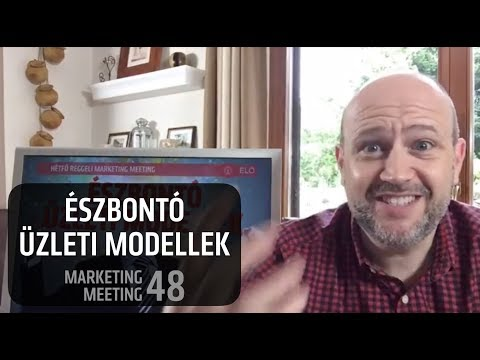 Iparág-felrázó üzleti modellek (MM 48)