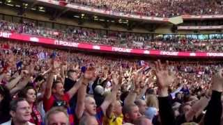 Crystal Palace 1-0 Watford | Kevin Phillips Goal (Penalty) | Championship Play-Off Final 2012/13