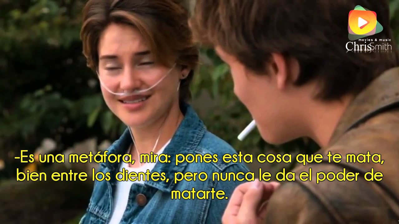 bajo la misma estrella the fault in our trailer