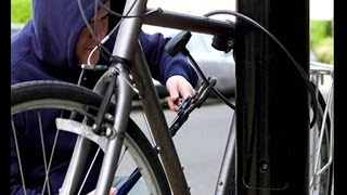 Берегись, велосипед! В Ельце участились случаи кражи двухколёсного транспорта