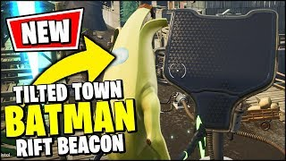 *NEW* GHOTHAM CITY (BATMAN) RIFT BEACON *RIGHT NOW* (Fortnite Event & PATCH NOTES)