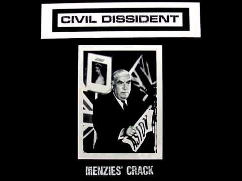 Civil Dissident 1984 - 1985