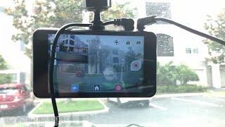 Peztio Dual Dash Cam Review & Unboxing / Installation