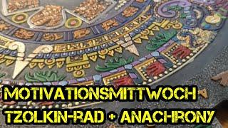 Motivationsmittwoch - Livestream - Miniaturenmalen - Tzolkin-Rad + Anachrony + Myth
