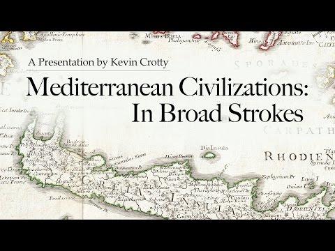 "Alumni College 2015: Kevin Crotty's ""Mediterranean Civilizations: In Broad Strokes"""