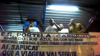 G.R.E.S. Portela - Eliminatórias 2011 (29/09/2010) - Samba de Diogo Nogueira (3/6)