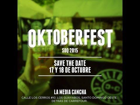 Oktoberfest Santo Domingo 2015