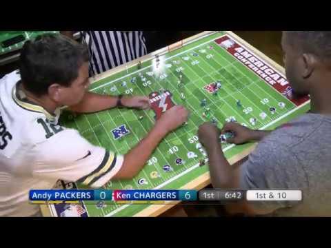 2017 NEFL Super Bowl XIX 1st qtr