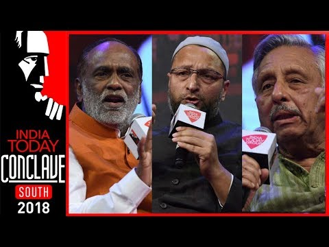 Exclusive Debate On Saffron And The South : Will The Twain Meet ? | India Today Conclave 2018