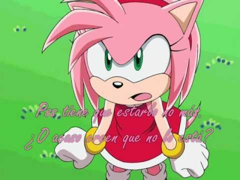 Homenaje a sonic team amy rose youtube - Amy rose sonic x ...