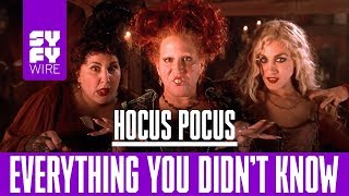 Hocus Pocus: Everything You Didn't Know | SYFY WIRE
