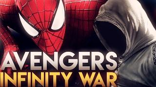 22 postacie, które pojawią się w AVENGERS: INFINITY WAR! | Dafuq
