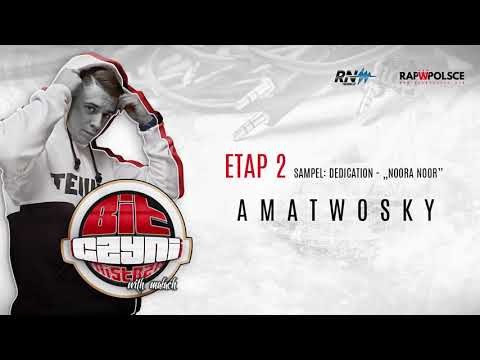 AMATOWSKY - BIT CZYNI MISTRZA ETAP2 (Sampel Noora Noor -