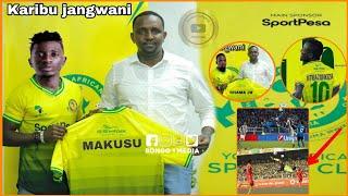 Usajili:YANGA wanataka kombe,GSM wazama DRC Jean Mark MAKUSU Mshambuliaji,jangwani kumenoga nitishio