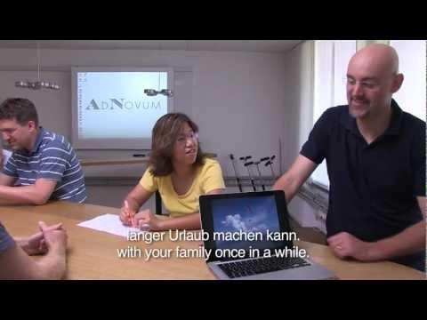 Arbeiten bei AdNovum: Philippe, Senior Business Analyst